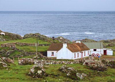 Farmhouse, Malin Head, Donegal (1)
